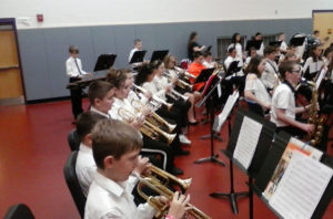2018 All County Band